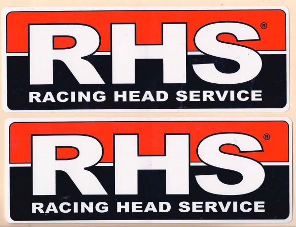 Rhs heads race decals