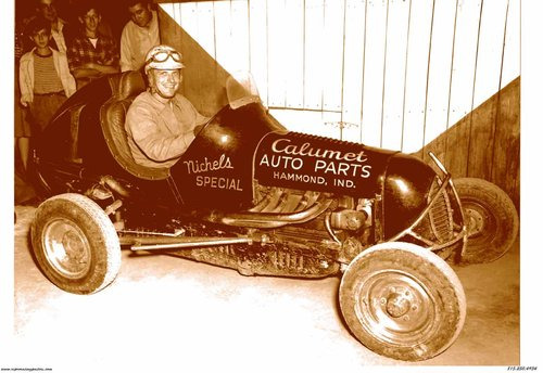 Chicago Midget Race Cars And Equipment